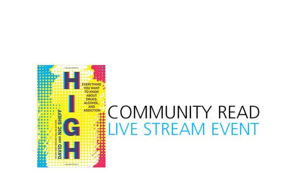 HIGH Community Read – LIVE STREAM EVENT